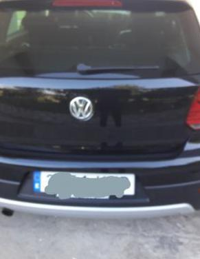 Volkswagen polo 1.6 tdi 90cv cross