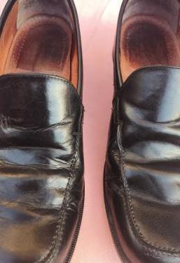 Zapatos vestir hombre 44 piel