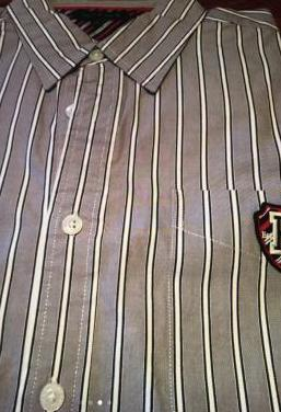 Camisa tommy hilfiguer t.14