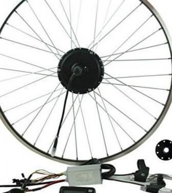 Kit para convertir bicicleta en eléctrica