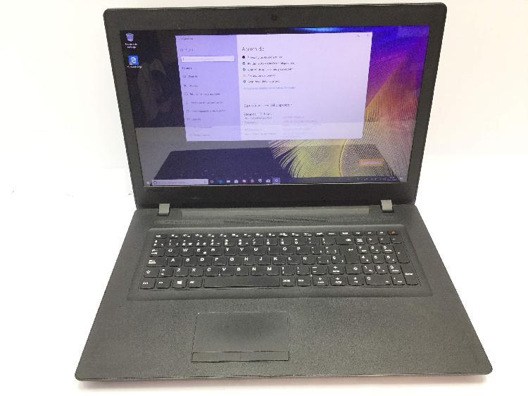 Pc portatil lenovo ideapad 110 a8 / 8gb ram / 1tb hdd / 17.3