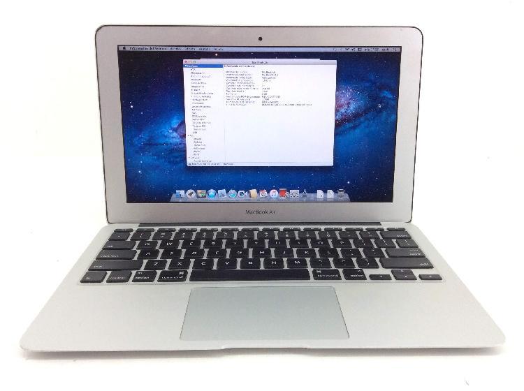 Portatil apple apple macbook air core i5 1.6 11 (2011)