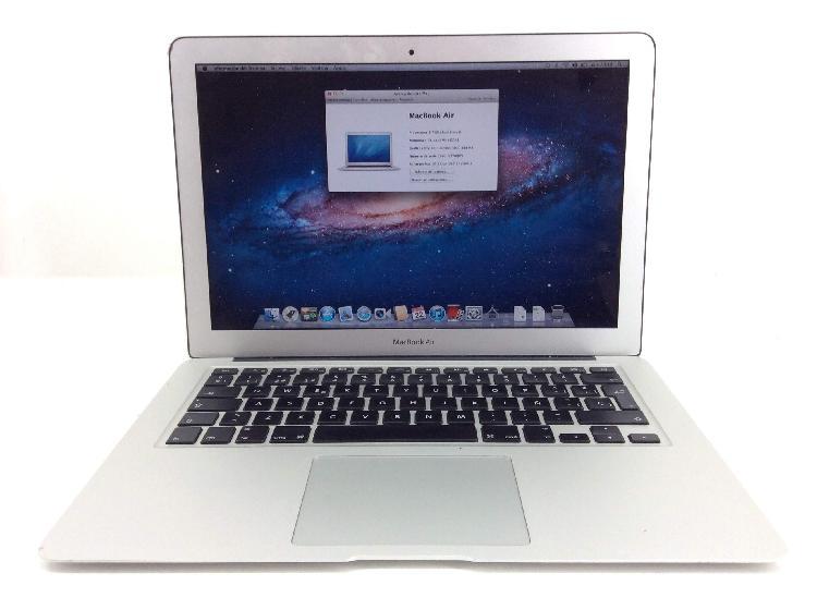 Portatil apple apple macbook air core i5 1.7 13 (2011)