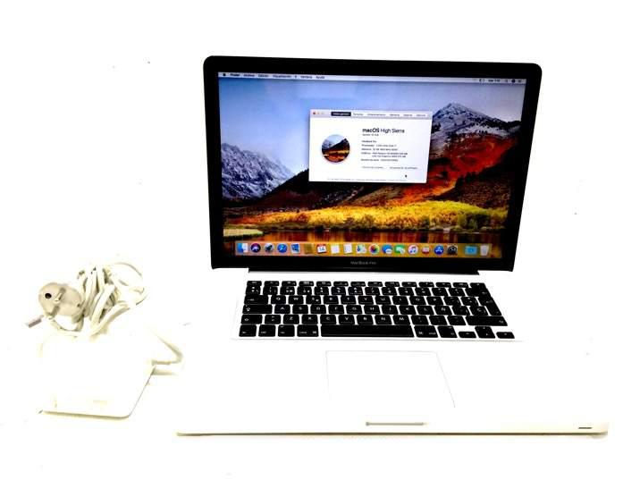 Portatil apple apple macbook pro core i7 2.0 15 (2011)