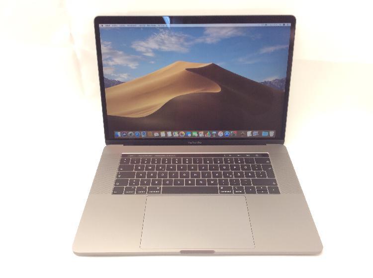 Portatil apple apple macbook pro core i7 2.2 15 touchbar
