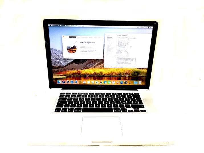 Portatil apple apple macbook pro core i7 2.66 15 (2010)