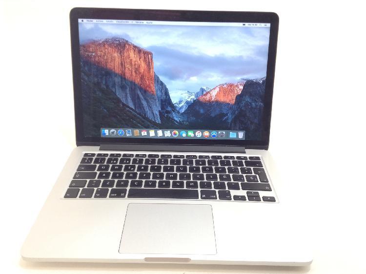 Portatil apple apple macbook pro core i7 3.0 13 (2014)