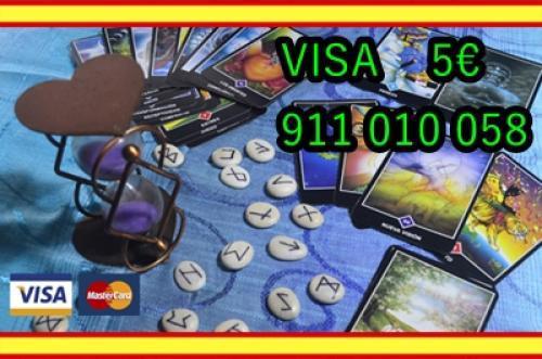 Visa barato alta videncia 5€-10min gabriela 911 010 058