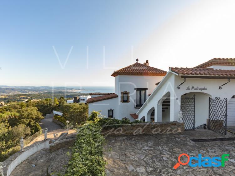 Fabulosa villa con vistas panorámicas