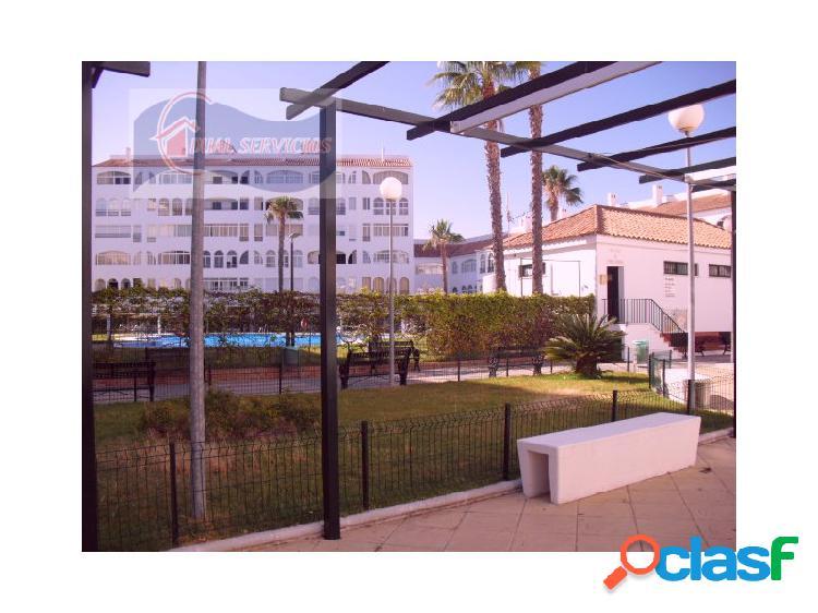 Se vende estupendo apartamento en casco urbano de el portil, huelva