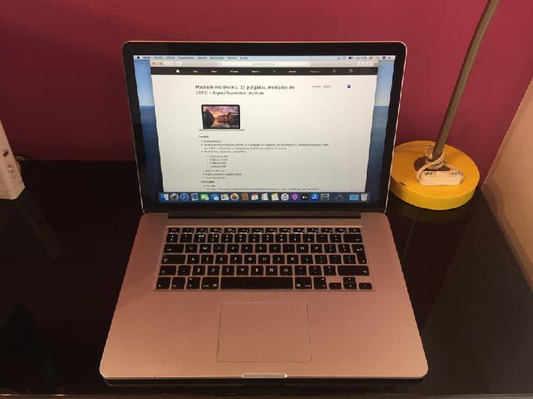 Apple macbook pro retina i7