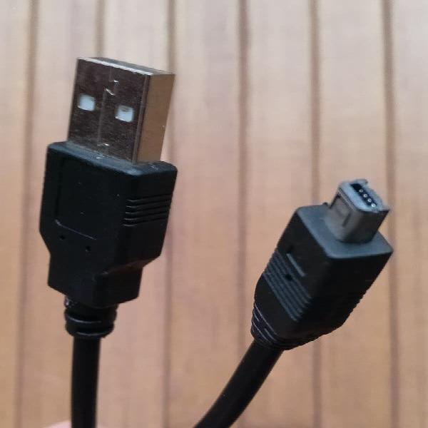 Cable usb-a a conector especial