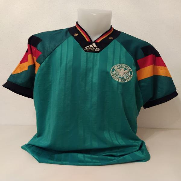 Camiseta fútbol selección alemana 1992. talla m