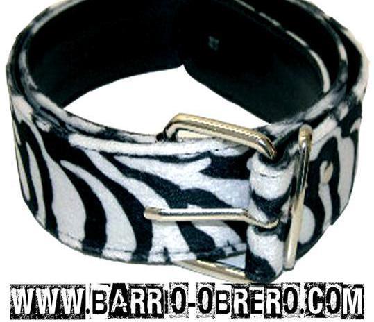 Cinturón de zebra (muchos modelos. contra reembolso)
