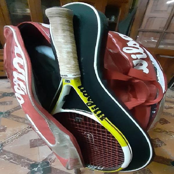 Conjunto de tenis wilson