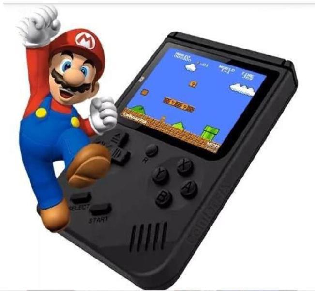 Consola retro portátil mini 400 juegos