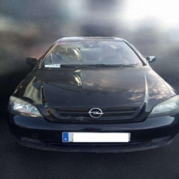 Despiece opel astra g coupe año 2001