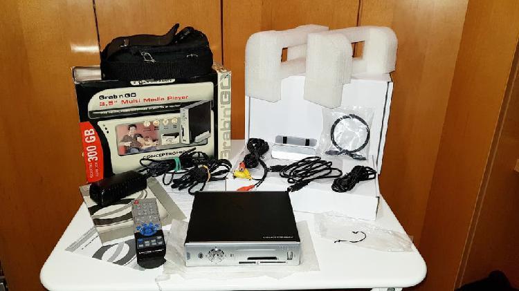 Disco duro multimedia 300 gb