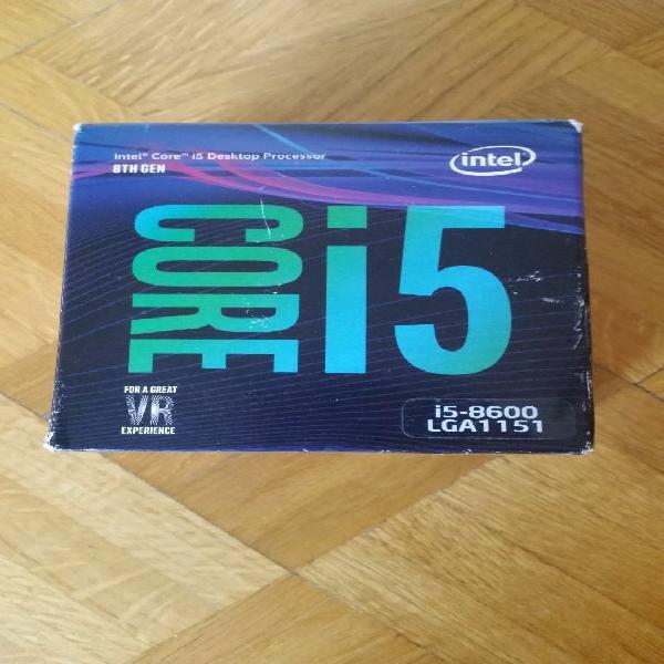 Disipador i5 8600 lga1151