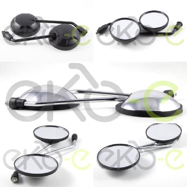 Espejos para scooter eléctrico