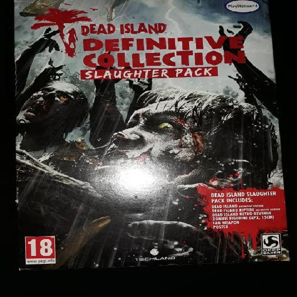 Extras dead island slaughter pack ps4