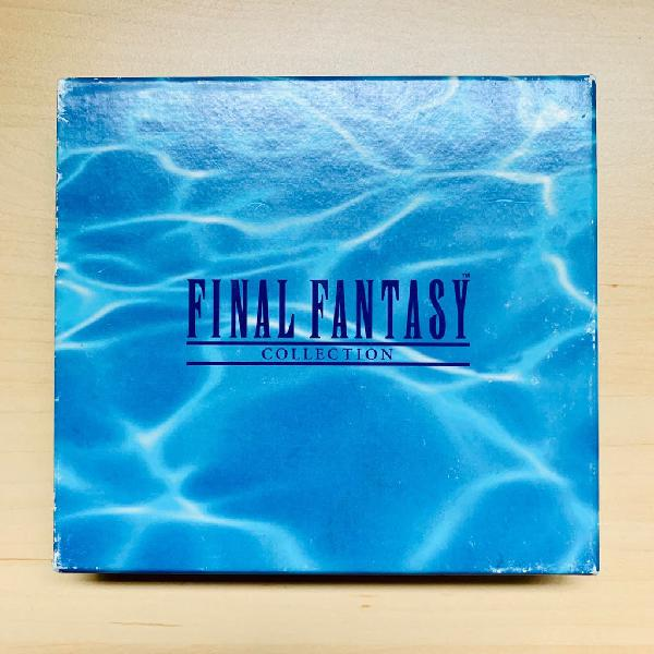 Final fantasy collection psx play station ps1