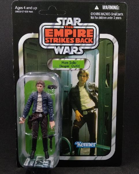 Han solo bespin outfit vintage collection
