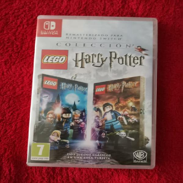 Juego harry potter lego switch