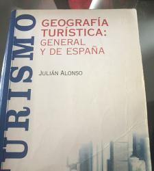 Libros uned turismo