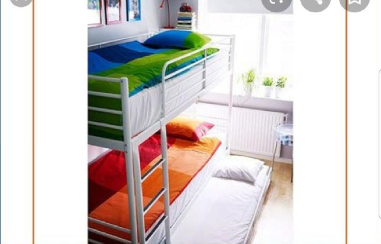 Litera 3 camas