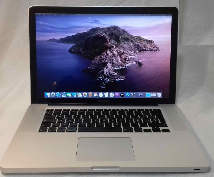 Macbook pro 15 core i7 / hasta 8 gb / core i
