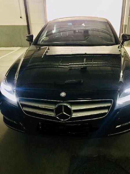 Mercedes-benz clase cls 2011