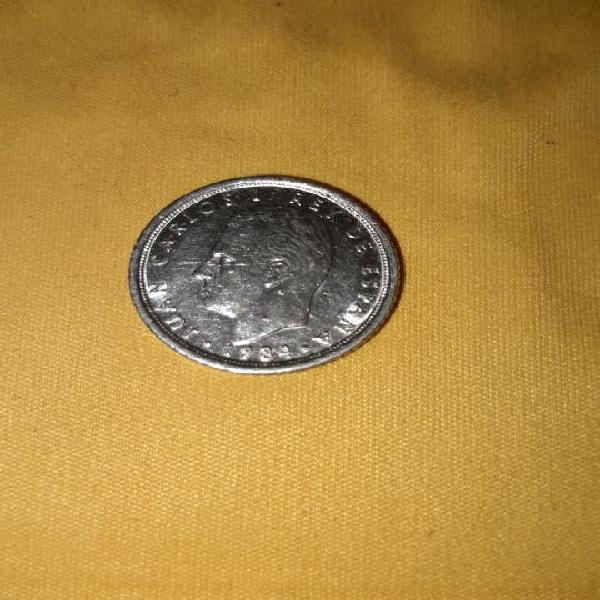 Moneda española 1984