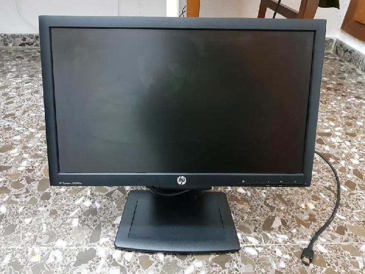 Monitor hp 20pulgadas para pc