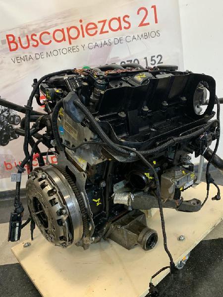Motor bmw x3 204d4 m47 150cv