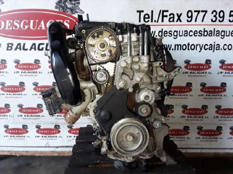 Motor completo peugeot 4007 año 2009