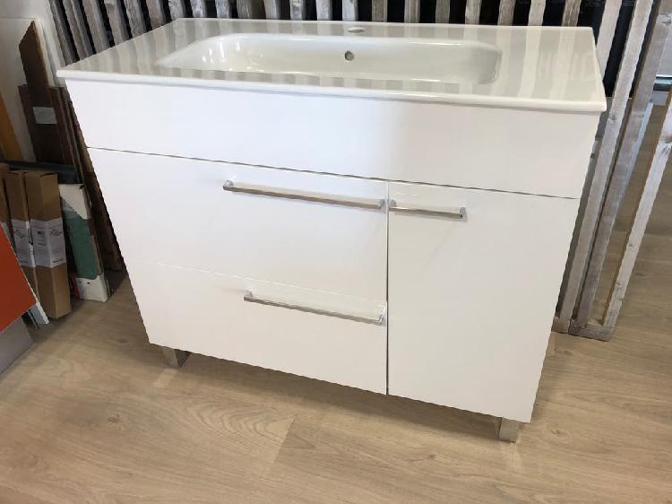 Mueble baño nuevo 100 cm
