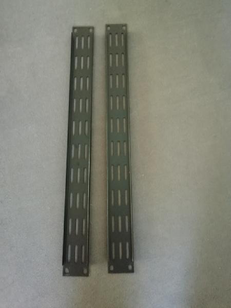 Paneles ventilación adam hall rack 19 nuevos x 2