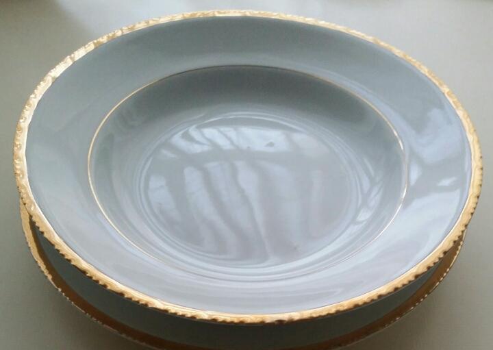 Platos porcelana mah vigo santa clara