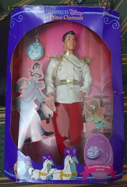 Principe charmant cenicienta mattel 1992