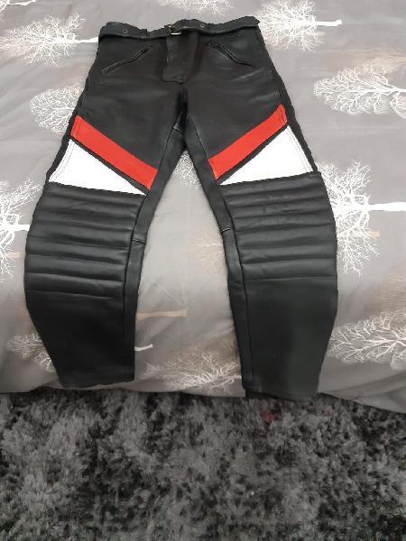 Pantalón moto 36/38 envío gratis