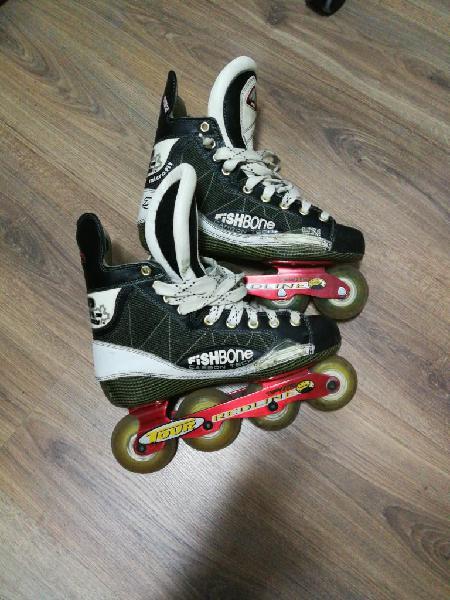 Patines hockey linea tour carbon 982
