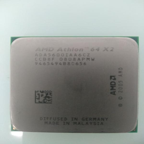 Procesador amd athlon 5600+ x2 64 am2