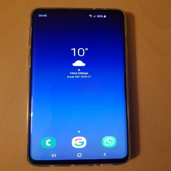 Samsung galaxy s 10. regalo de reyes.