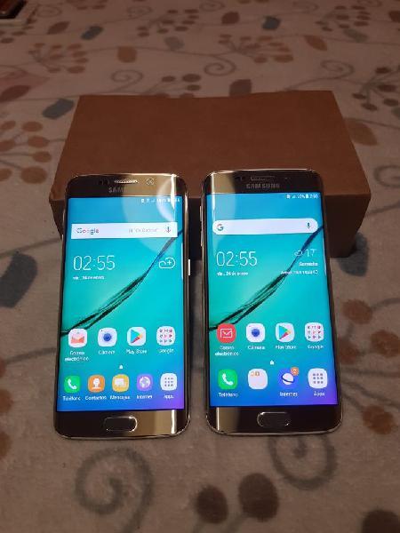 Samsung galaxy s6 edge como nuevos precio unidad