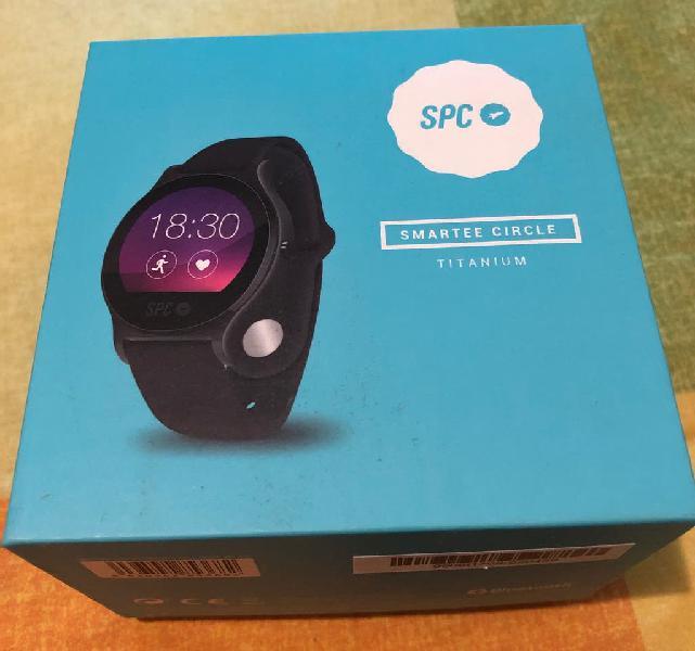 Smartwatch reloj inteligente spc