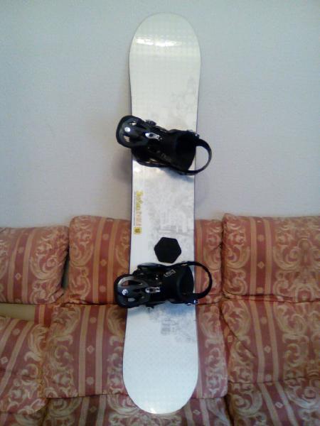 Tabla de snowboard burton royale 162 cm