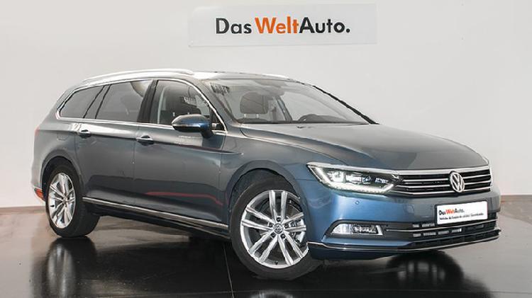 Volkswagen passat variant 2.0tdi sport 110kw