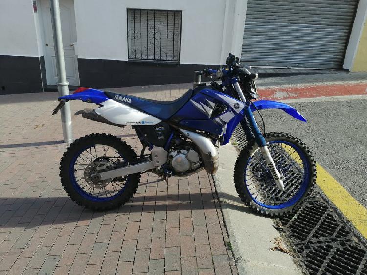 Yamaha Dt 125 Re