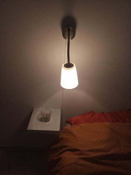 Lámparas de noche para iluminar tus sueños.